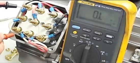 عیب یابی موتورهای الکتریکی سه فاز و تک فاز کاملا تصویری با فرمت pdf